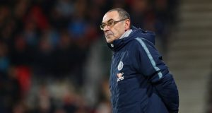Sarri will not be Chelsea manager next season