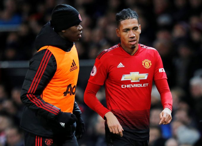 Smalling keen to face Chelsea