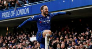 Why Higuain is key to Sarri's system