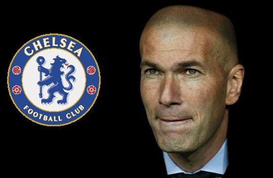 Zidane next Chelsea manager odds