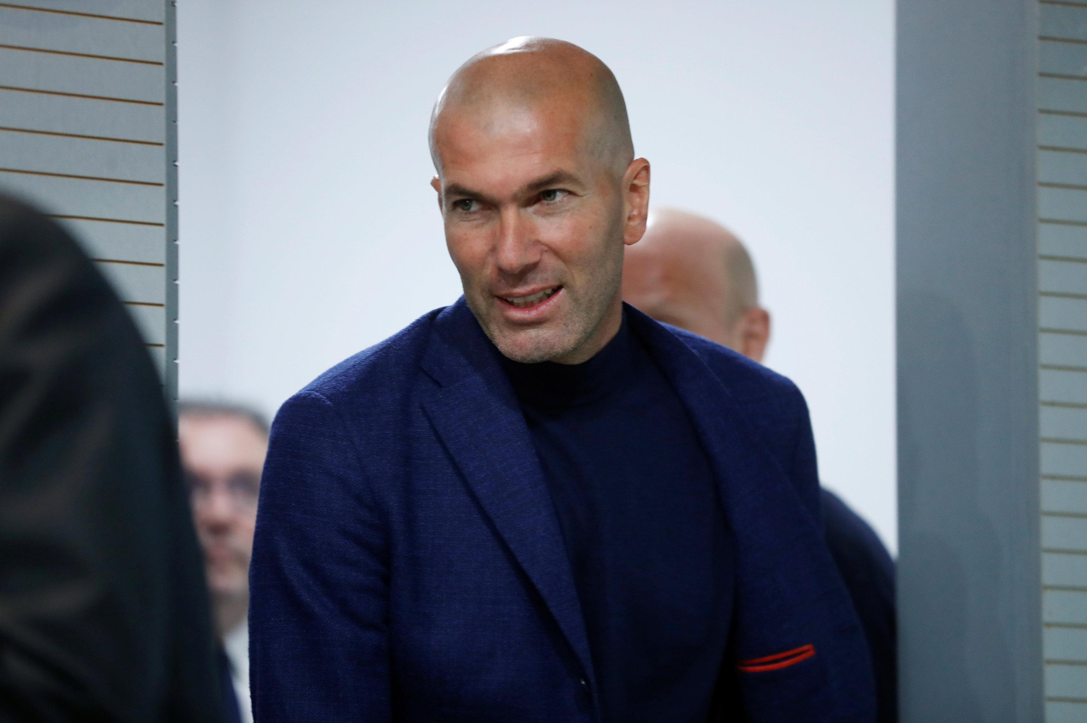 Zidane to replace Sarri odds