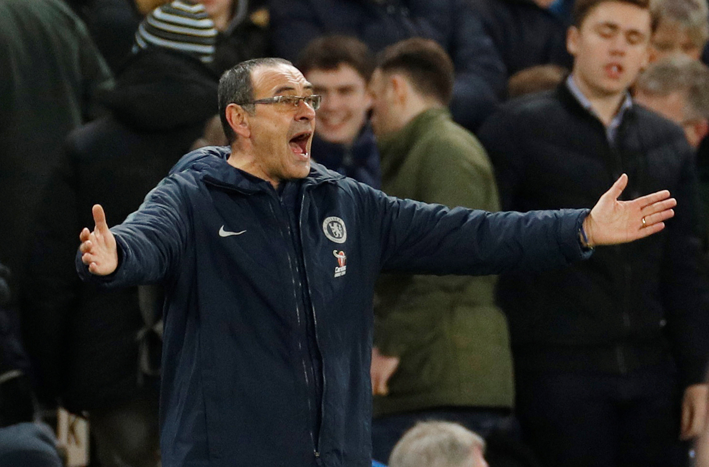 sarri win record at chelsea