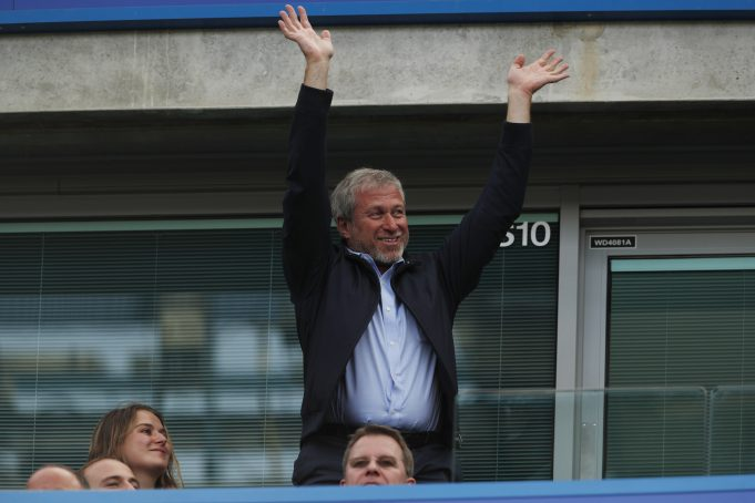 Britain's Richest Man Interested In Taking Over Chelsea From Roman Abramovich