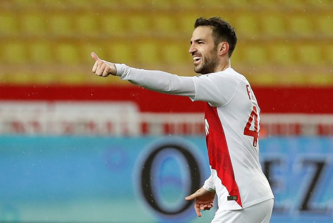 Cesc Fabregas reveals his dream eleven
