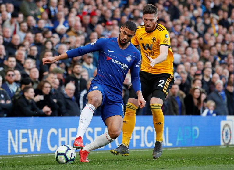 Chelsea Are Disappointed After Draw Against Wolves: Loftus-Cheek