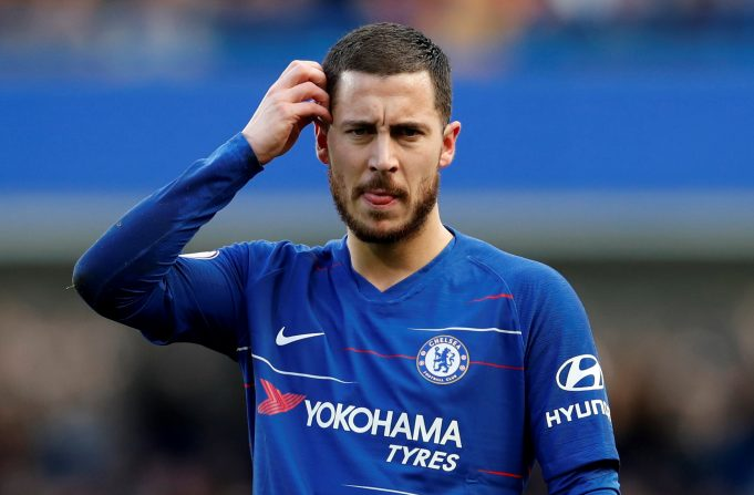 Chelsea Fans Give Up Hope Of Retaining Eden Hazard After Latest Revelations