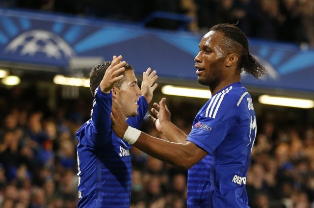 Chelsea Legend Calls On Eden Hazard To Stay At Stamford Bridge