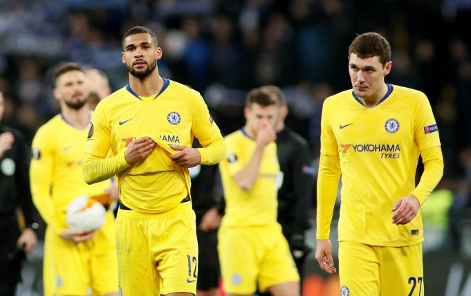 Chelsea Outcast Forced To Stay At The Club Amid Transfer Ban