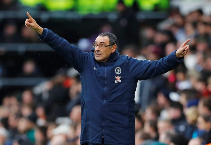 AC Milan Eyeing Maurizio Sarri To Replace Gennaro Gattuso