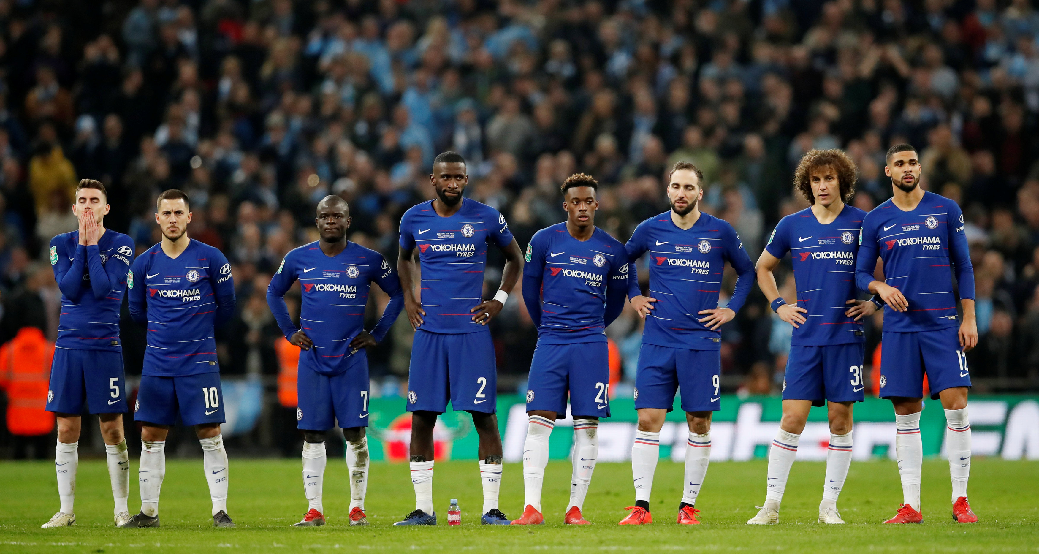 Chelsea FC Squad, Team, All Players 2018/2019