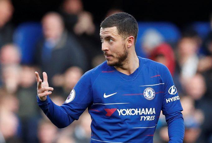 Eden Hazard Focused On Chelsea Despite Real Madrid Interest