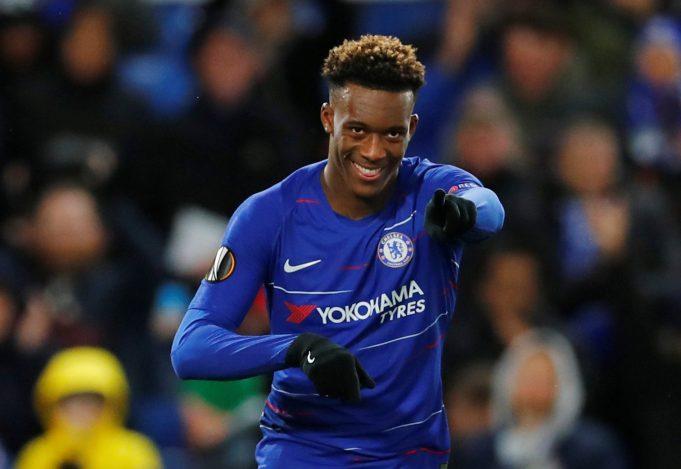 Former Chelsea star furious with Sarri over Callum Hudson-Odoi