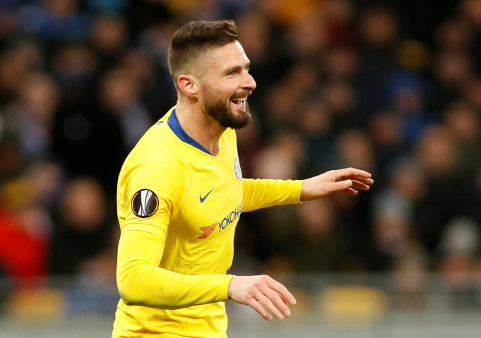 Giroud Reveals He Will Not Accept A Peripheral Role At Chelsea