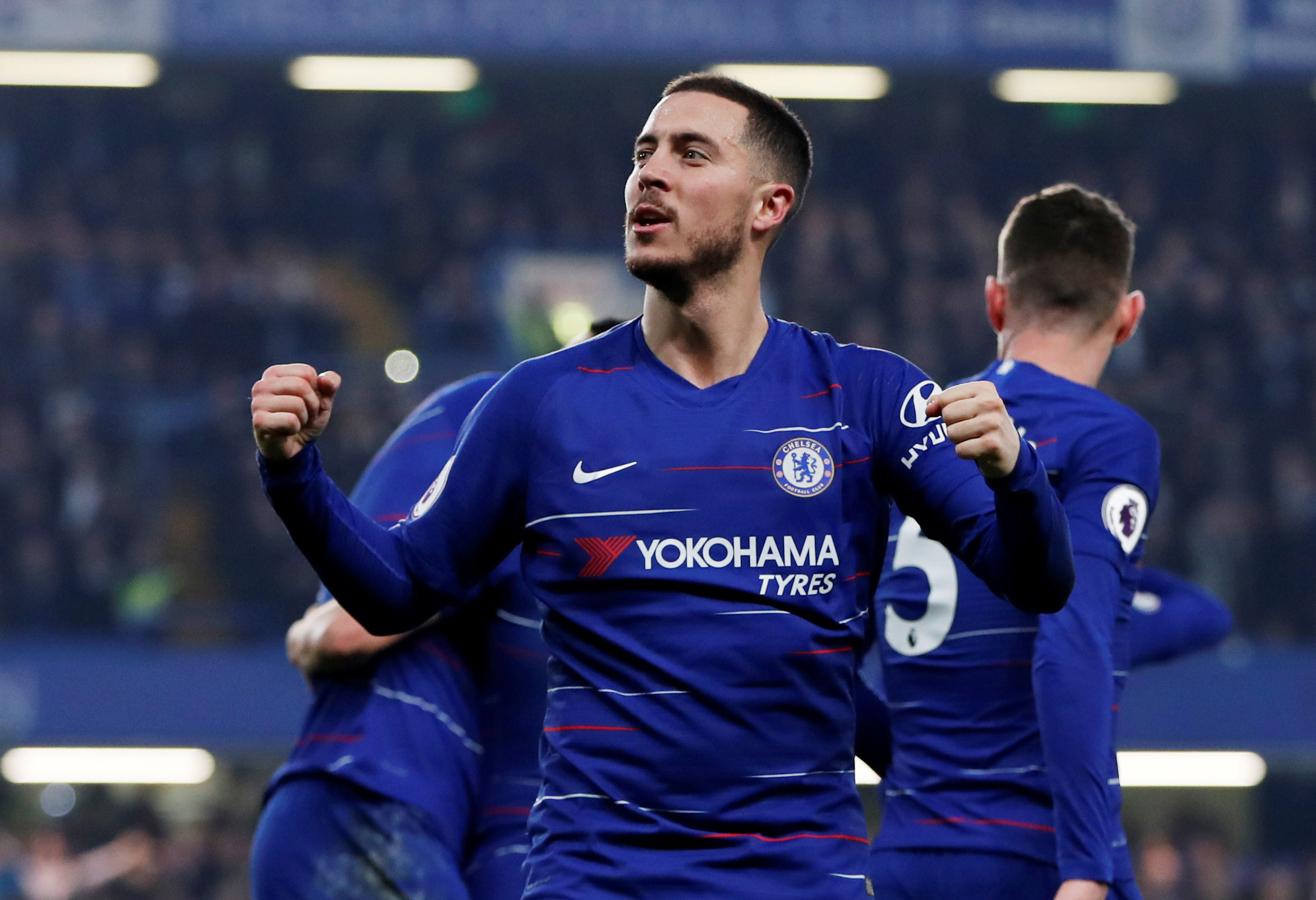 Hazard Relishing Battle To Reach Top Four In The Premier