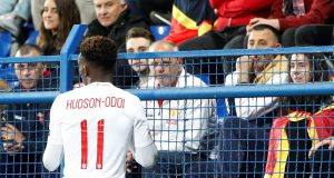 Hudson-Odoi can join Europe's elite