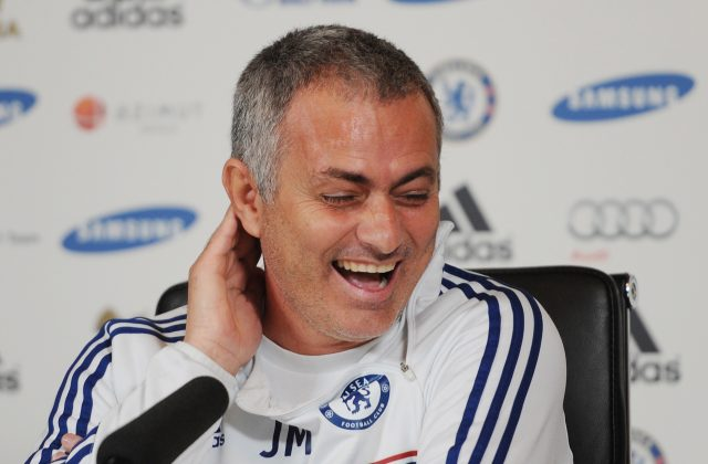 Is a sensational third return to Chelsea on the cards for Jose Mourinho?