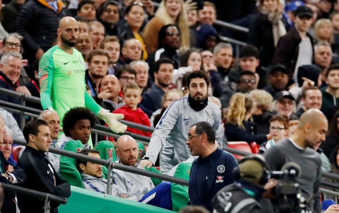 Kepa incident has united Chelsea: Sarri