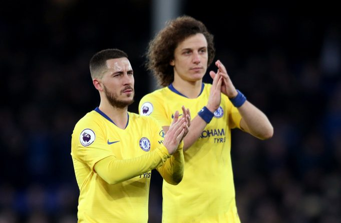 Luiz inspires team to be ready and talks about past glories