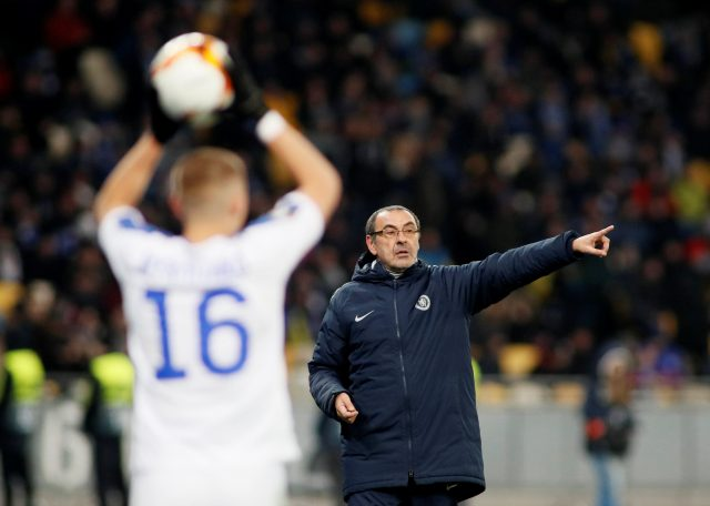 One Club Maurizio Sarri Desperately Wants To Avoid In The Europa League