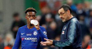 Paul Merson Backs Chelsea Manager's Decision To Bench Callum Hudson-Odoi