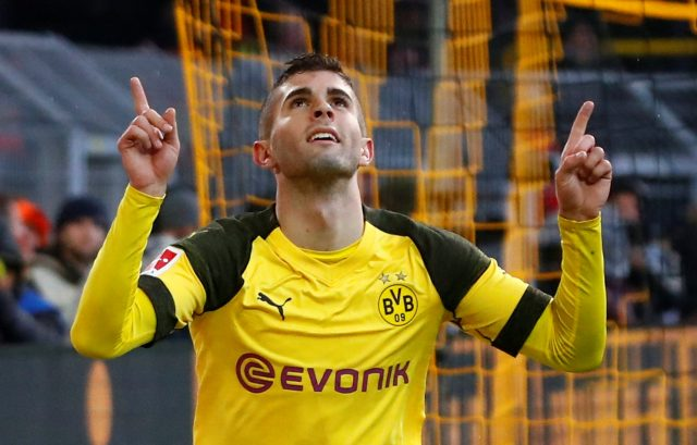 Christian Pulisic Excited To be Able To Join Chelsea
