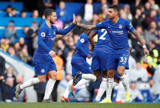 Real Madrid contact Chelsea about Eden Hazard