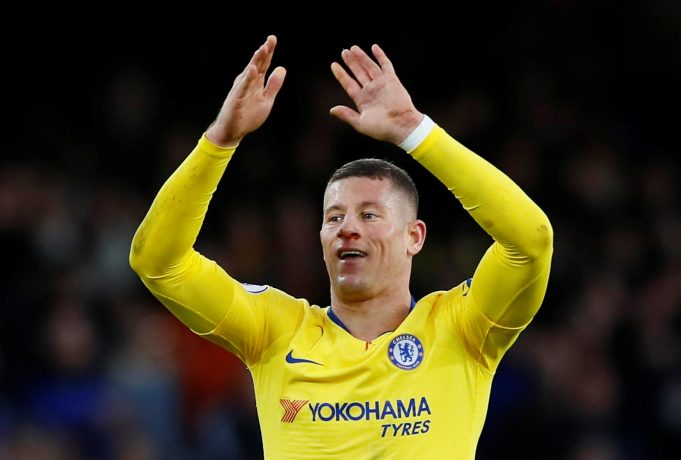 Ross Barkley Reveals Why He Wanted The Chelsea Move