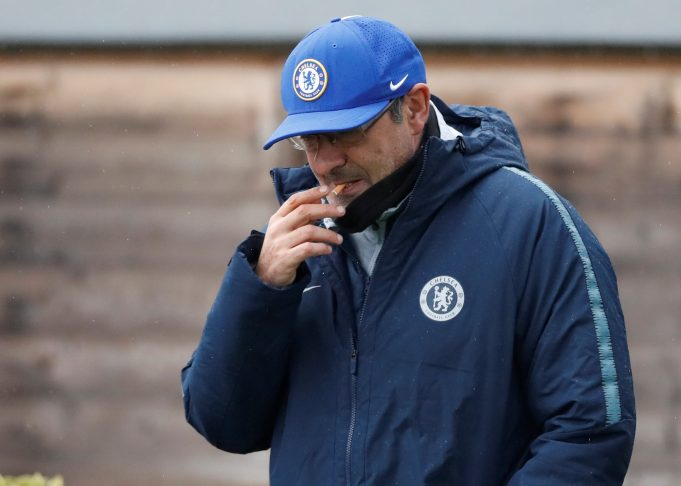 Sarri already planning for next season