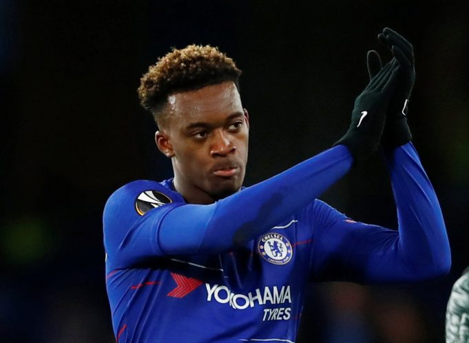 Sarri confident Callum Hudson-Odoi will stay at Chelsea next season