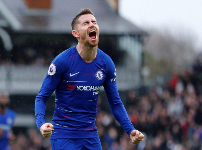 Jorginho retaliates to Chelsea fans criticism