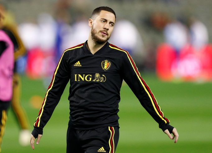 Zidane's phone call to Hazard looms in a storm of grey cloud on Chelsea