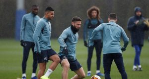 Chelsea Ace Ready To Push For AC Milan If Sarri Gets Fired