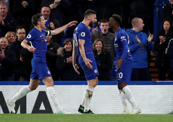 Chelsea Veteran Backs Callum Hudson-Odoi To Get More Playing Time