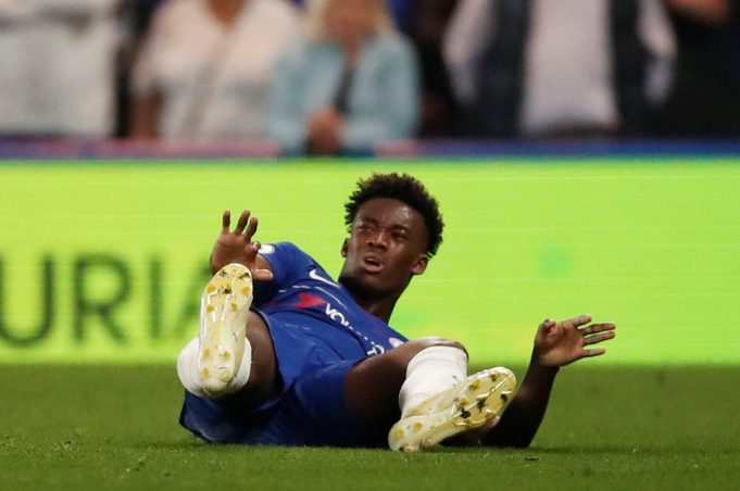 Chelsea Youngster To Miss Rest Of The Season With Egregious Achilles Injury