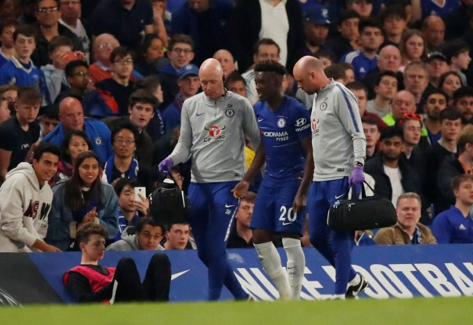 Chelsea confirm extent of CHO's injury
