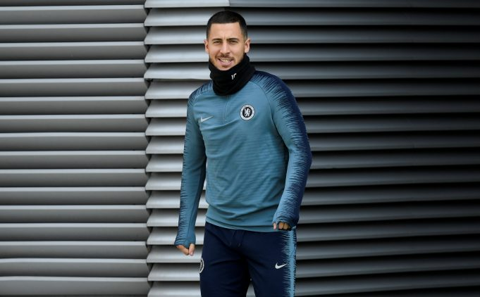 Eden Hazard Cannot Be Forced Into Signing An Extension With Chelsea