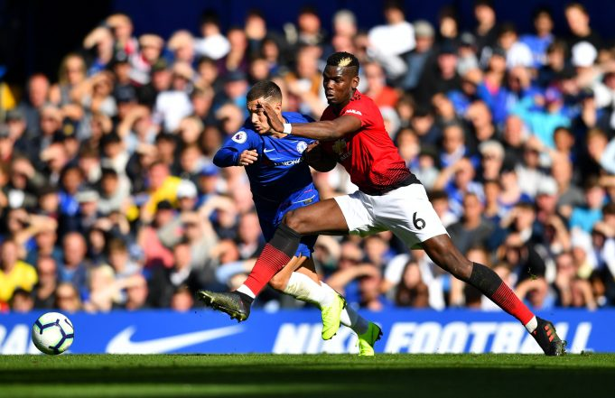 Eden Hazard Snubbed From PFA Team Of The Season