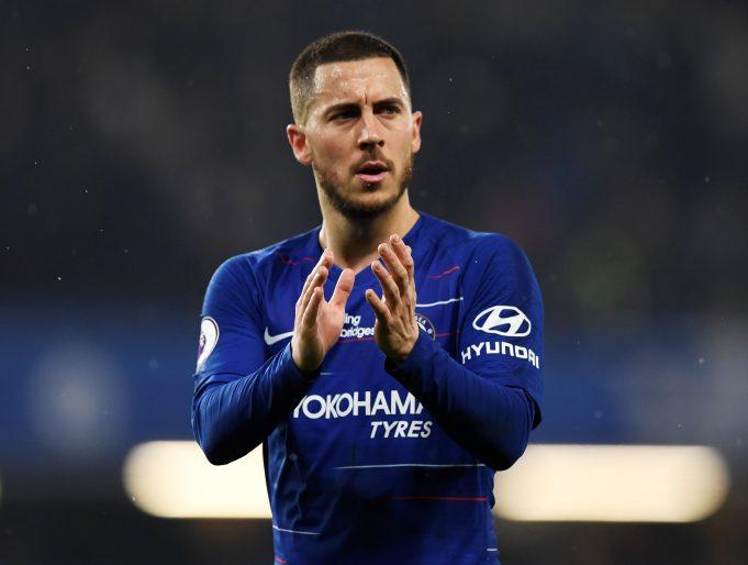 Eden Hazard move is now or never: Terreur