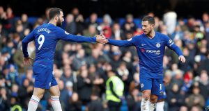 Gonzalo Higuain Wants Eden Hazard To Remain At Chelsea