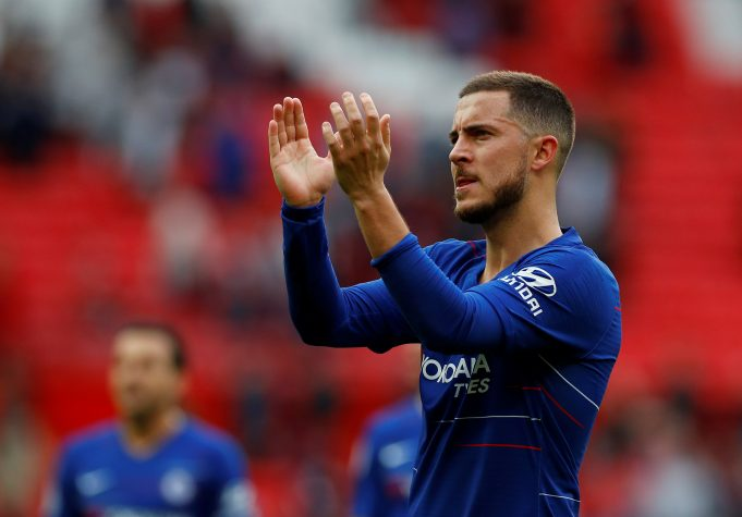 Hazard drops major hint on his future!