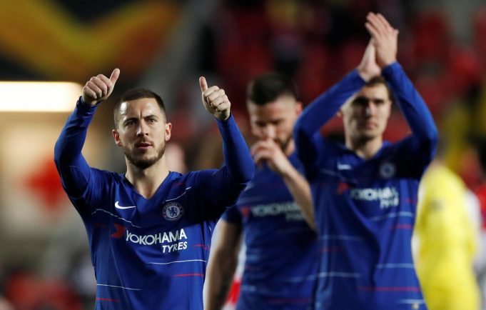 Hazard should win POTY: Giroud