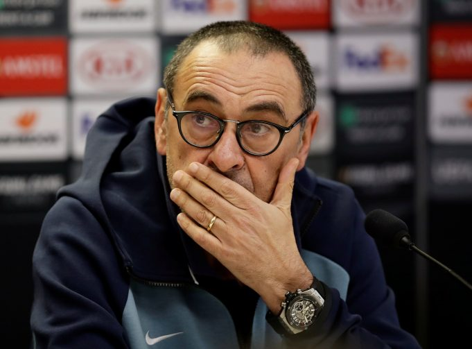 How Maurizio Sarri Should Approach Liverpool Fixture