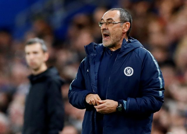 Maurizio Sarri Claims Champions League Is Overhyped