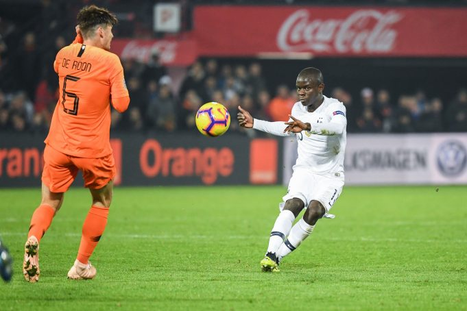 Maurizio Sarri Reveals The One Weakness In N'Golo Kante's Game