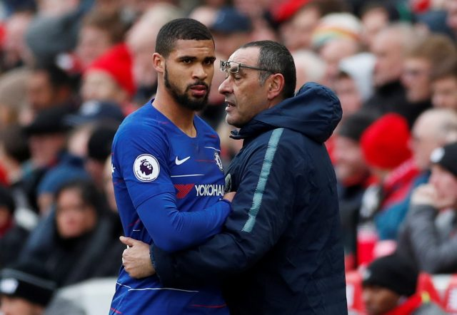 RLC wants England call up via Chelsea run