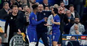 Sarri bemoans second half display