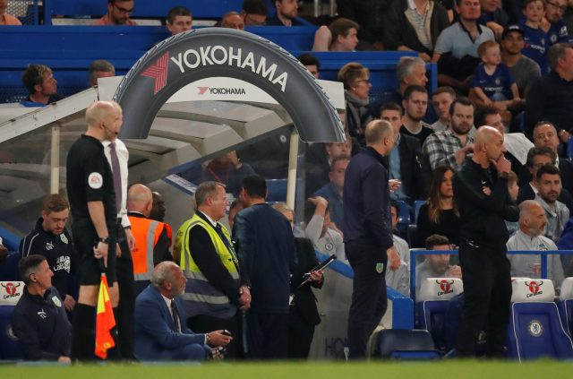 Sarri charged by FA for this!