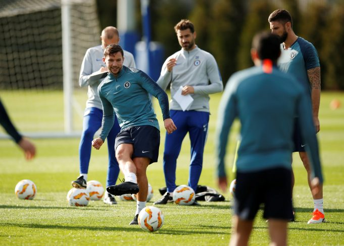 Sarri explains why he will never play Drinkwater