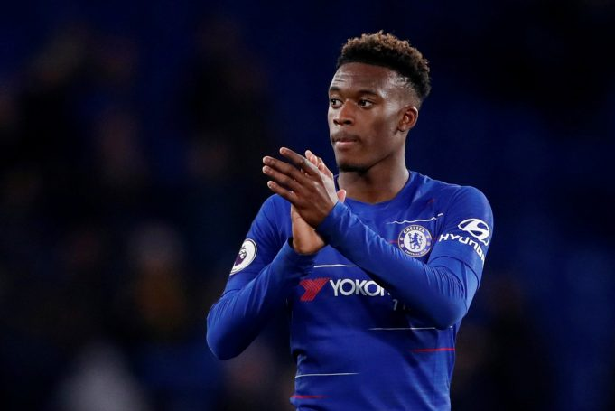 Sarri hails Callum Hudson - Odoi and believes the teenager can become one of the best players in Europe