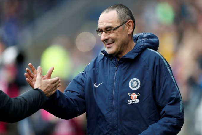 Sarri on Hudson-Odoi starting and how his team is faring this season